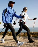 Nordic walking en Menorca